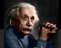 Best and Funny Einstein Quotes - Love, Life, Success, Knowledge, Atheism, God and Religion