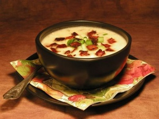 Baked Potato Soup Is One Of The Best Soups Ever