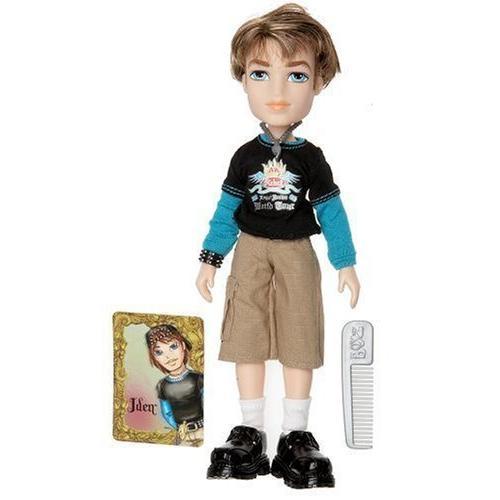 Bratz Boyz Doll--Prince Iden