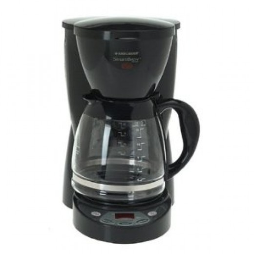 Black & Decker DCM2500B SmartBrew Coffeemaker
