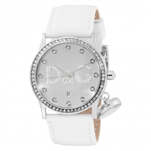 High end, yet reasonably priced at discount, the Gloria D&G watch is a beautiful style for women. Gloria, by Dolce and Gabbana features stylish crystal stones.