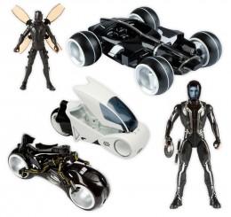 Tron Legacy Toys