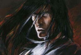 The madness and rage that is Feanor.