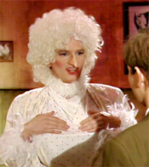 Of course, Chicken Lady Day is for the Kids In The Hall character!!!