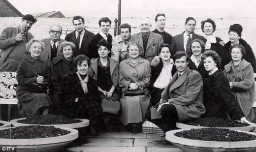 Original Corrie cast 1960