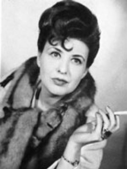 Pat Phoenix in her early days