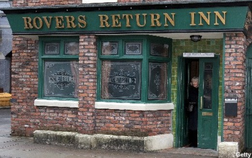 The Rover's Return Inn, Coronation Street