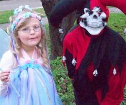 Beware the monsters of Halloween!