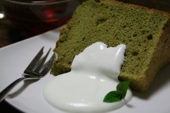 Low-Fat & Fat-Free Green Tea Cake Recipes