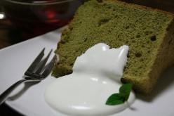 Low-Fat & Fat-Free Green Tea Cake Recipes