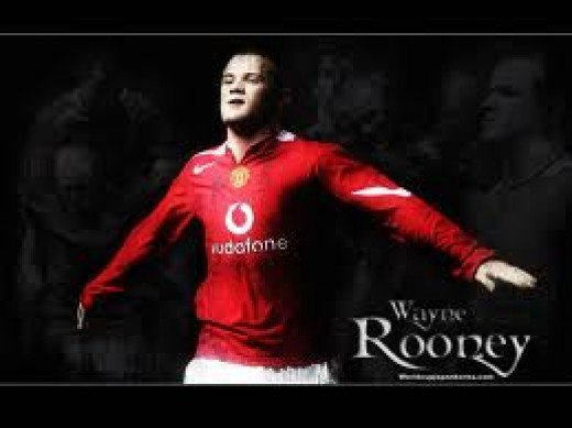 Wayne Rooney. An unguarded moment conveys the truth.