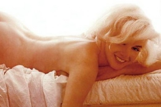 Marylin Monroe Pictures and Quotes