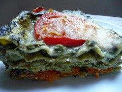 Vegetarian Lasagna: My Most Delicious & Easy Recipe