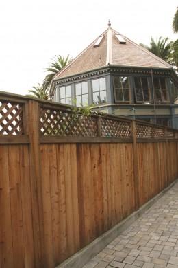 Good neighbor fence san francisco for Good neighbor fence