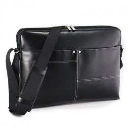 ASUS U6Vc-A1 Faux Leather Executive Briefcase Messenger Bag