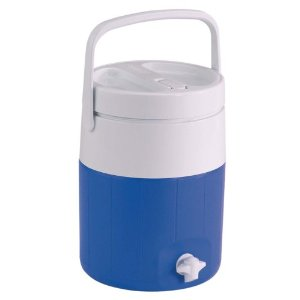 Coleman Jug with Faucet (2-Gallon, Blue)