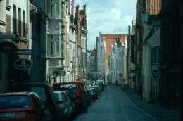 Luebeck, Germany.