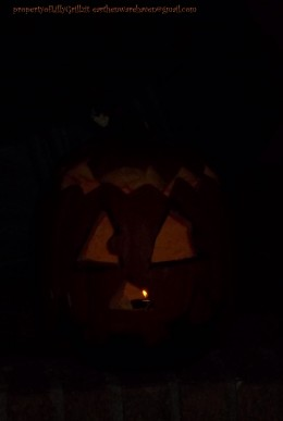 Jack - 0 - Lantern is watching you come up the path...