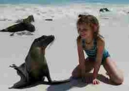 Animals are so tame on the Galapagos Islands, they are easily approached and killed by hunters.