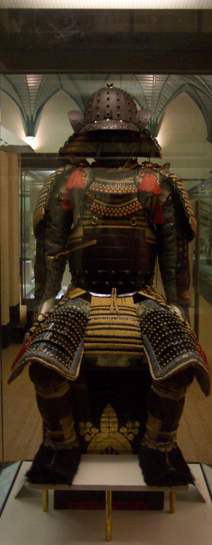 Traditional Samurai Armor