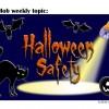 Halloween Safety Tips : Halloween Costume Safety Tips
