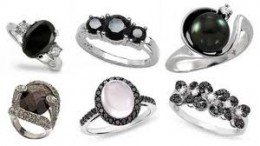 Black Diamond Rings Jewelry