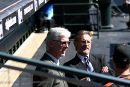 Mike Krukow (L) Duane Kuiper (R) San Francisco Giants Announcers...the best in the business! bar NONE