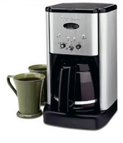 Cuisinart Coffee Maker, Model: DCC-1200 - Brew Central
