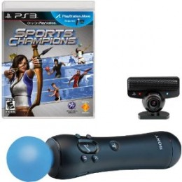 Includes Sports Champions game too!