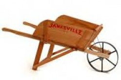 Wheelbarrows: Home made to Power Wheelbarrows