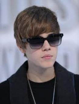 Justin Bieber Costume Sunglasses