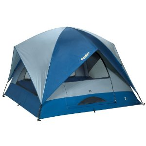 Eureka Sunrise 11 Family 11-Foot by 11-Foot Six-Person Tent