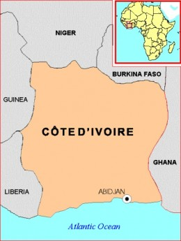 Côte d'Ivoire - Ivory Coast of Africa