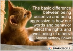 How is Assertiveness Different from Aggressiveness