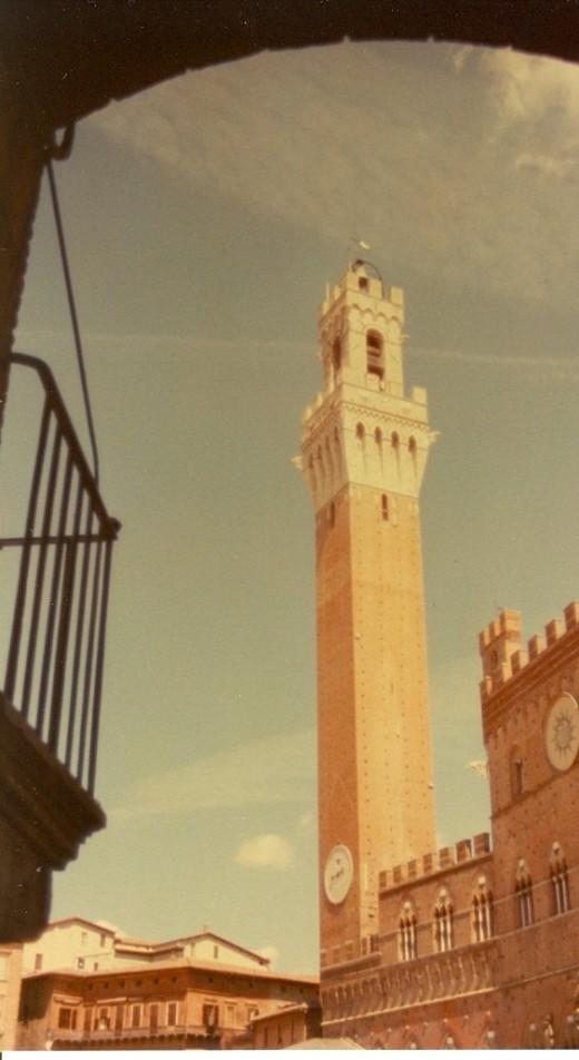 Siena, Italy, Piazzo del Campo.