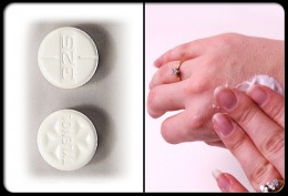 Symptomatic pain relief can often be achieved with oral acetaminophen (Tylenol and others) or OTC topical preparations.