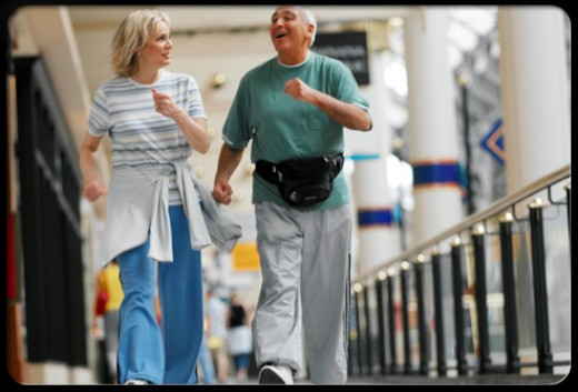 Regular aerobic exercise reduces blood pressure and helps prevent bone loss