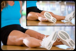Stretch hips daily to help prevent pain and stiffness and increase mobility.