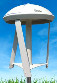 Jellyfish Vertical Wind Generator