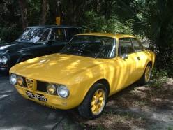 Alfa Romeo 1750 GTV - Classic Alfa Romeos