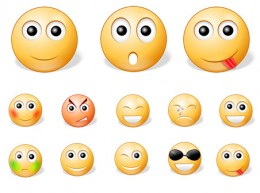 What would our grandparents have thought of communicating with emoticons?