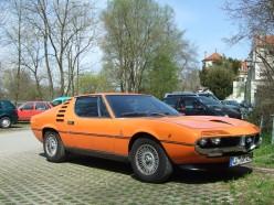 Alfa Romeo Montreal - Classic Alfa Romeos