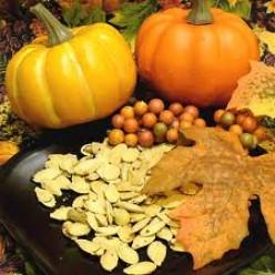 Roasted Salted Pumpkin Seeds Recipe Soak Boil Salt in Water