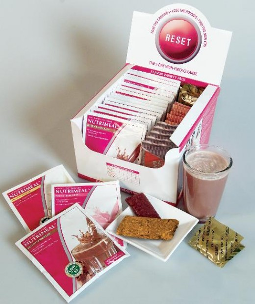 Usana RESET Diet Kit