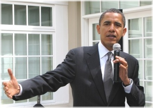 Title: President Obama: Attribution License: everystockphoto.com:Photographer -jurvetson
