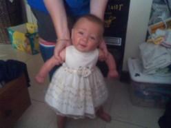 Kristina 11 months later