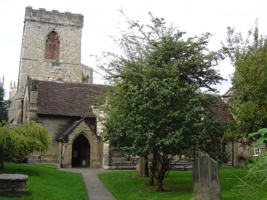 The Holy Trinity Church, York