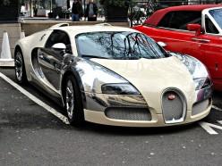 Bugatti Veyron Maintenance