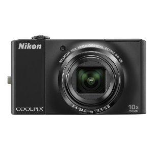 Nikon Coolpix S8000 Top 10 Christmas Gift of 2010