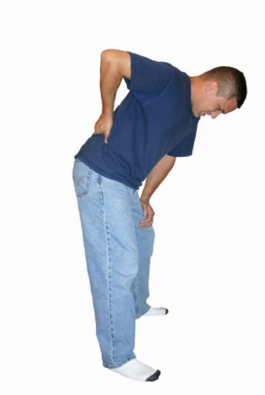 Back pain is a common reason for seeking massage.